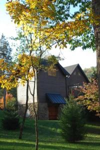 Shenandoah Mountain Escape
