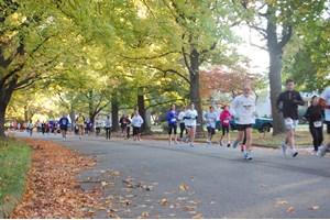 Fall Foliage 5K & 10K in Waynesboro