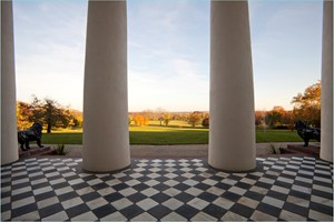 Morven Park is the setting for Epicurience Virginia in Leesburg.
