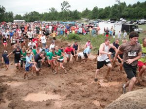 Helgamite Hustle Mud Run