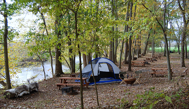 Outlanders River Camp, Luray
