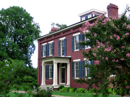 Jones-Stewart Mansion at Chippokes Plantation State Park