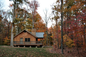 Occoneechee State Park Cabin