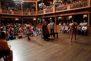 American Shakespeare Center's Blackfriars Playhouse