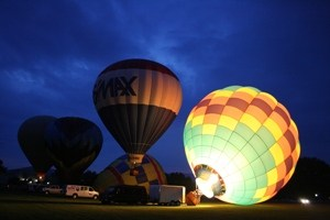 Balloon Rally & 4th of July Celebration in Lexington