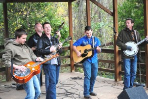 Bluegrass, Barbecue and Brew Festival