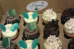Wicked cupcakes from Frostings