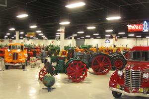 Keystone Tractorworks Museum