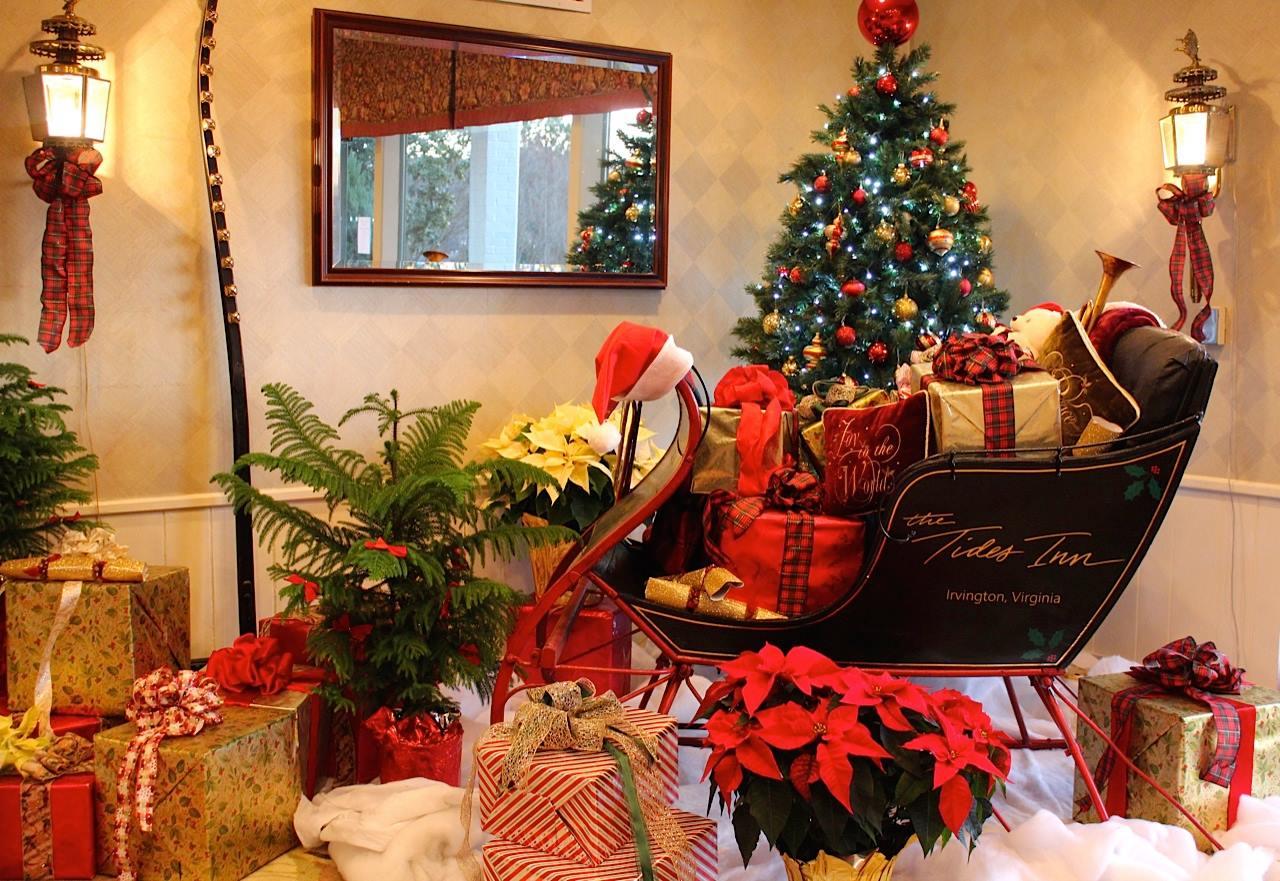 Christmas at The Tides Inn