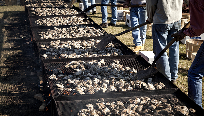 Reedville Fishermen's Museum Oyster Roast