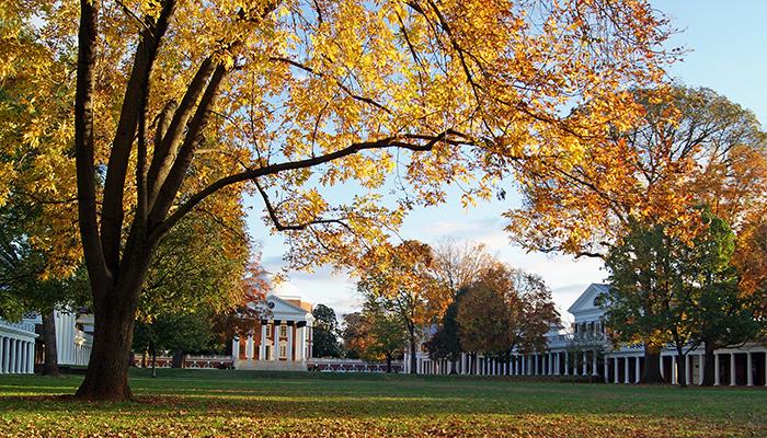 University of Virginia. Photo by James Beeler.