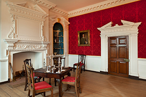 Gunston Hall. Palladian Room.