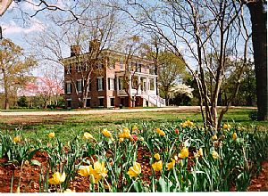 Lee Hall Mansion