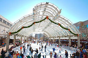 Reston Town Center. Courtesy Fairfax County Tourism