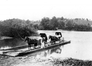 Hatton Ferry, 1910