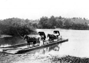 Hatton Ferry, 1910