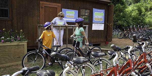 Activate Bike Barn, Martinsville