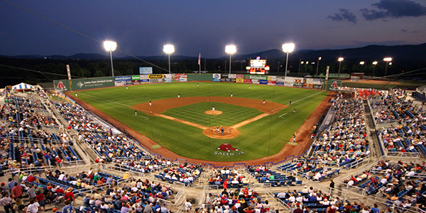 LewisGale Field, Salem, VA