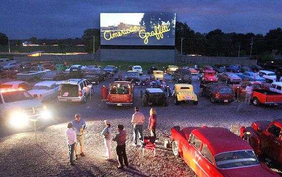 Family Drive-In, Winchester