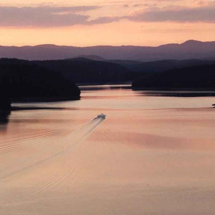 Smith River and Philpott Lake Dam