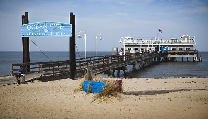 Virginia Beach Public Access Parking