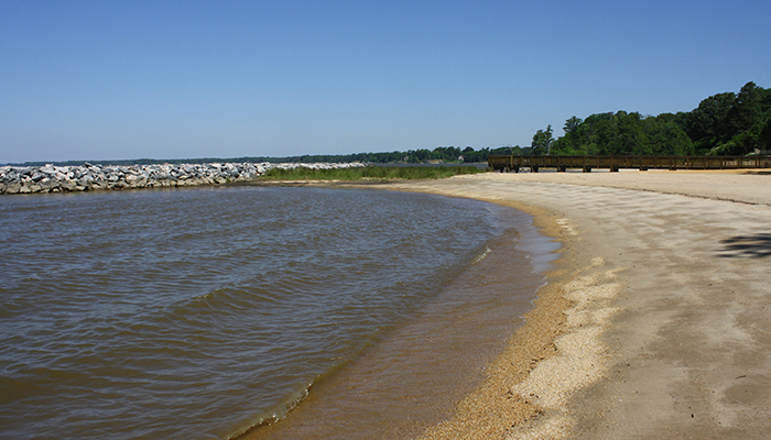 Jamestown Beach