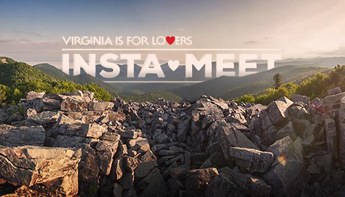 Virginia is for Lovers Statewide Instameet: June 20, 2015