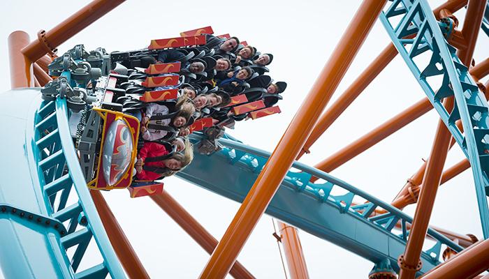 Tempesto at Busch Gardens