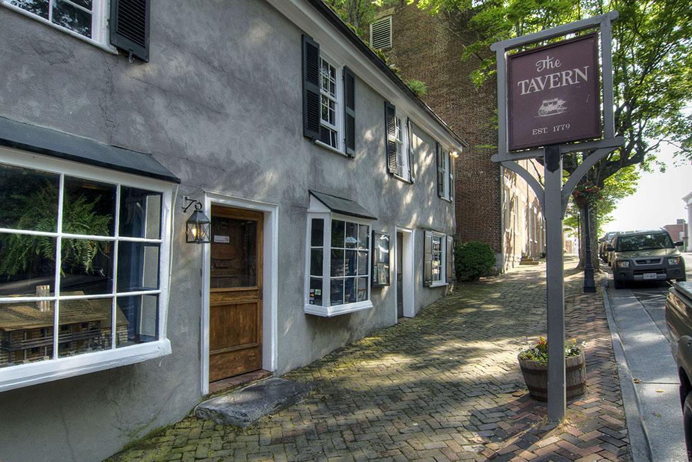 The Tavern in Abingdon, VA