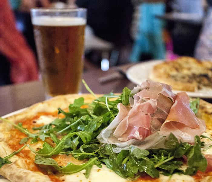 Stuzzi Pizza Napoletana