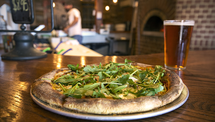 The Brick Pizzeria at Black Bear Bistro
