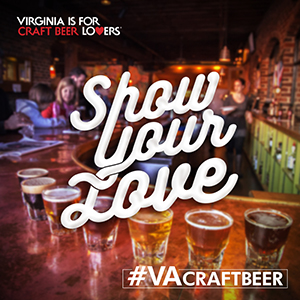 Share Your Love with #VACraftBeer