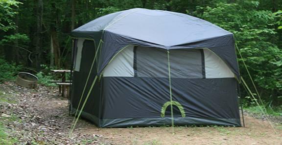 Glam Camp at Camp Karma