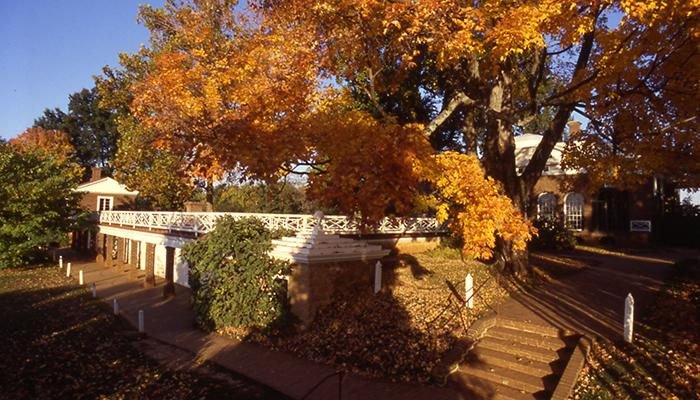 Monticello. Photo by Bill Weiswanger.