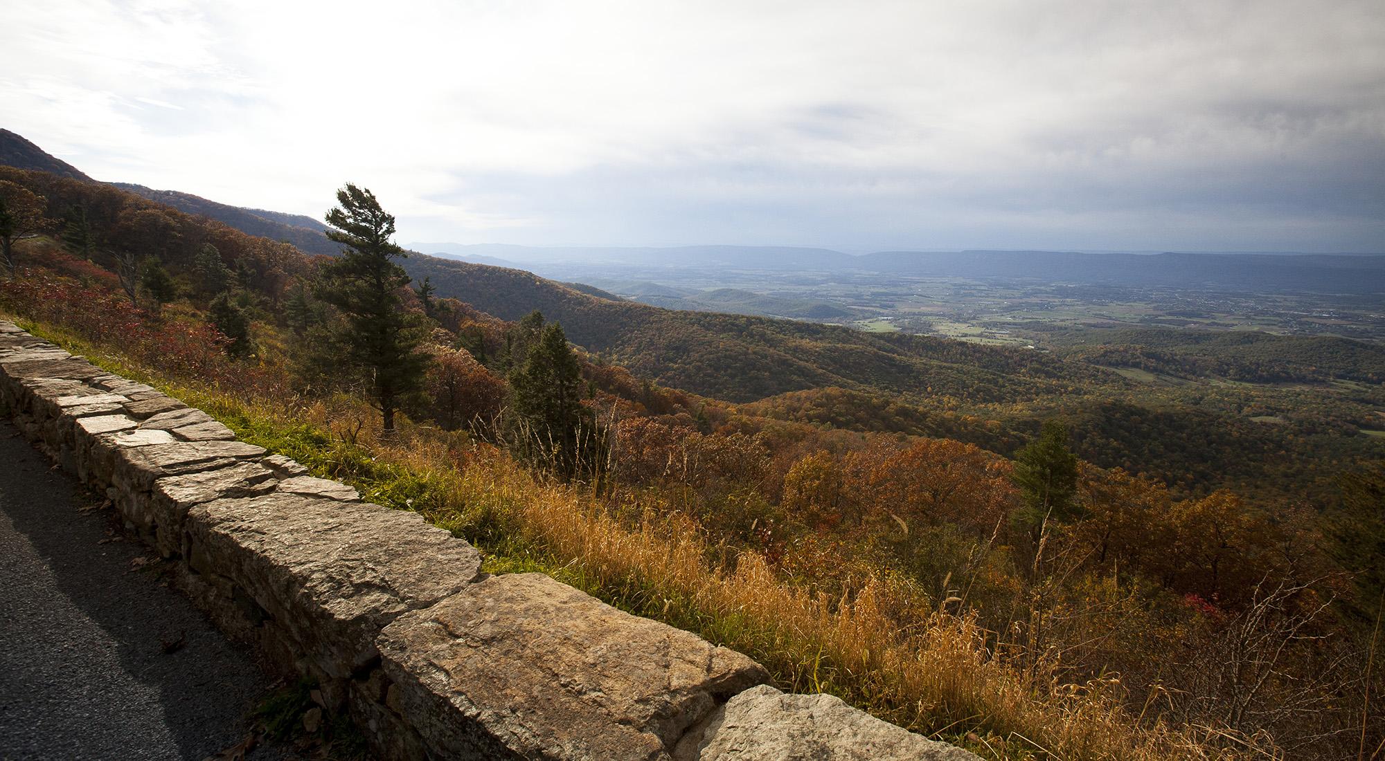 Stony Man Mountain Overlook
