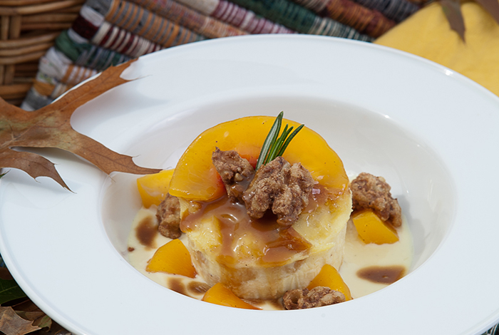 peach bread pudding_chrisdscott_Photography
