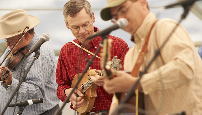 Blue Ridge Folklife Festival. Image by CameronDavidson@CameronDavidson.com.