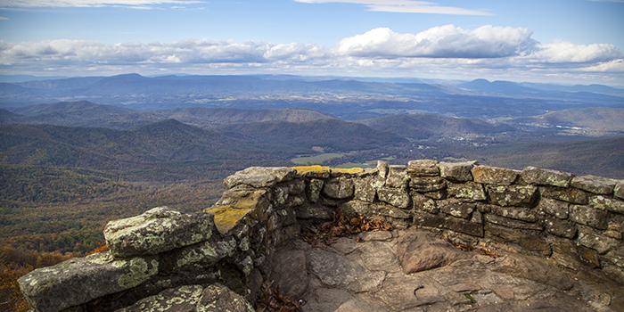 Thunder Ridge Overlook