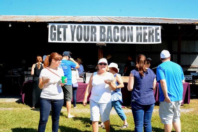 bacon bourbon and beach festival