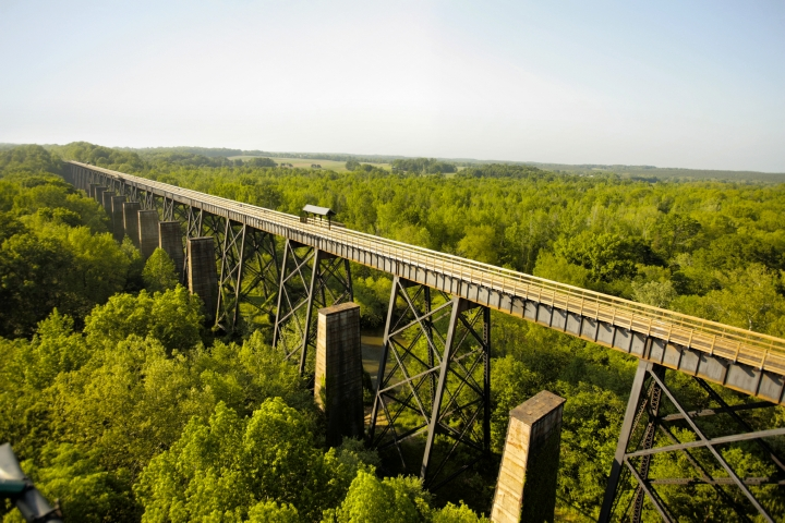 High Bridge Trail State Park