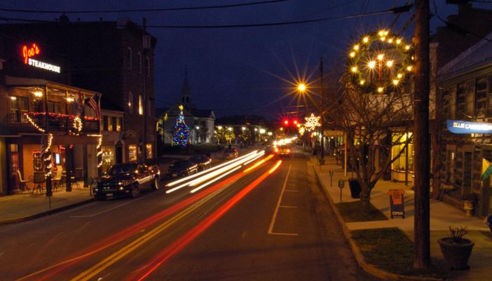 Virginias Beautiful Holiday Main Streets Virginias Travel Blog