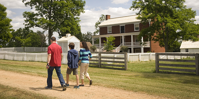 Appomattox Courthouse National Historical Park