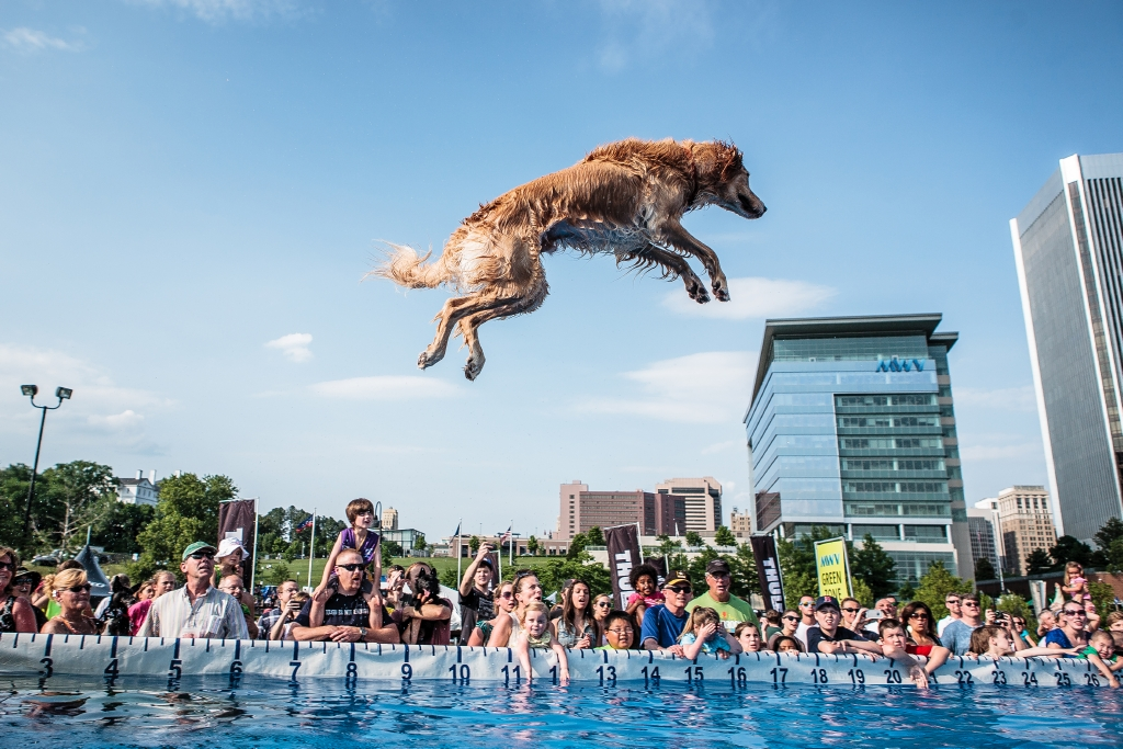 East Coast's annual premier outdoor lifestyle festival on Richmond's urban riverfront.