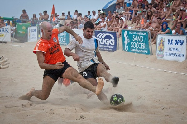 north american sand soccer championships