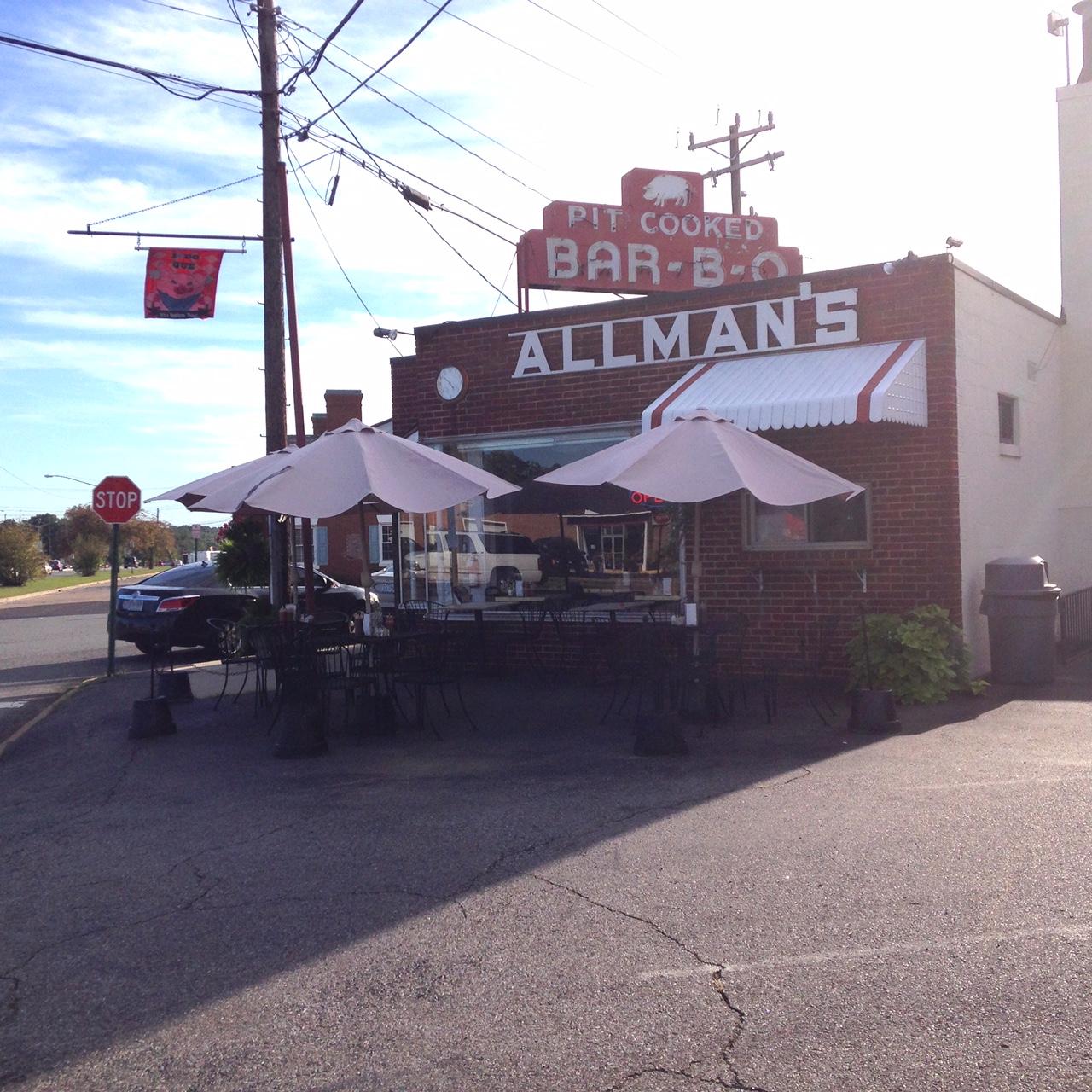 Allmans BBQ