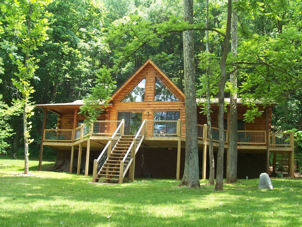 bears lair cabin