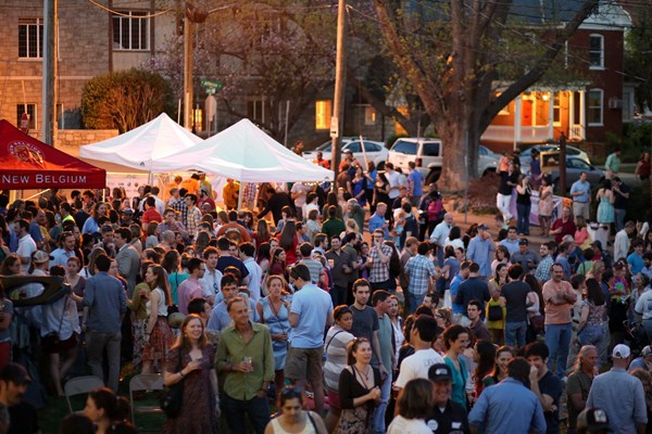 Tom Tom Festival in Charlottesville