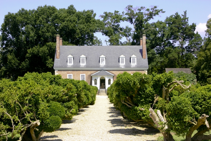 Gunston Hall was the home of George Mason