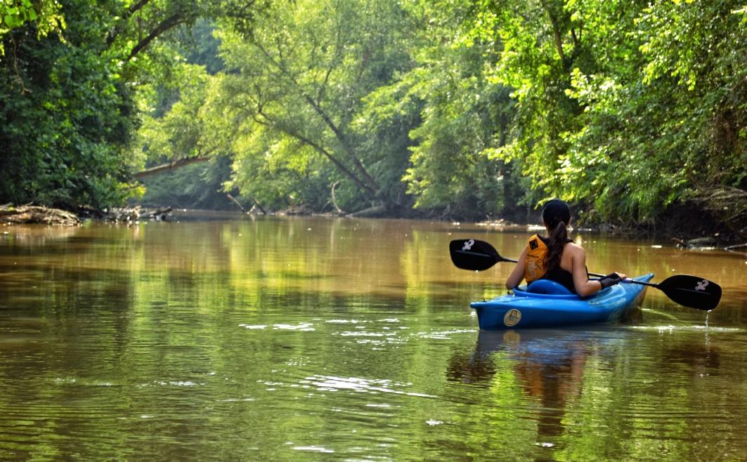 Banister River Kayaking