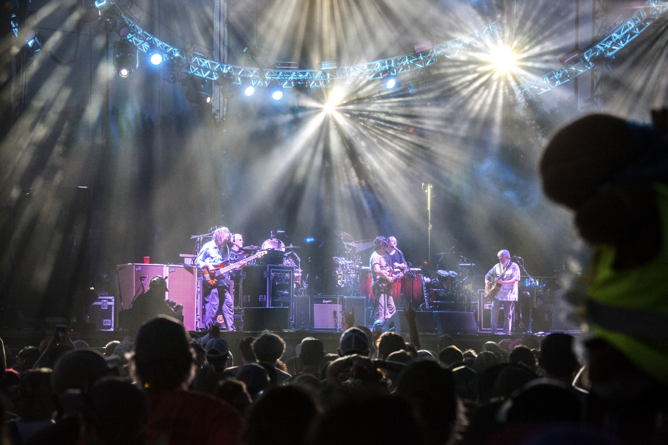 Lockn' Music Festival, held at Oak Ridge Farm, is a four day music festival with an emphasis on stellar music, camping, outdoor activities, regional food, beverages and artisans. Virginia Tourism Corporation, www.Virginia.org